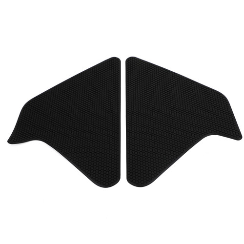 Stickers Tank Traction Pad Side Gas Knee Grip Protector For Yamaha XT1200 Z Super Tenere 2012-2019 BLK