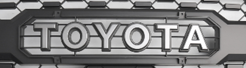 TOYOTA letters For  Toyota Tacoma 2016-2019