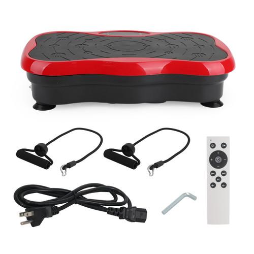 Body Vibration Machine Plate Platform Massager Music Fitness