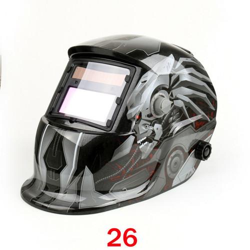 Solar Auto Darkening Welding Helmet Tig Mig Weld Welder Lens Grinding Mask #26