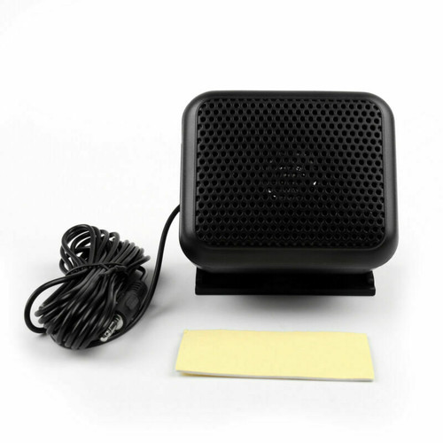 NSP-100 Radio External Speaker 1x Nagoya Size Mini CB For Yaesu Kenwood Icom