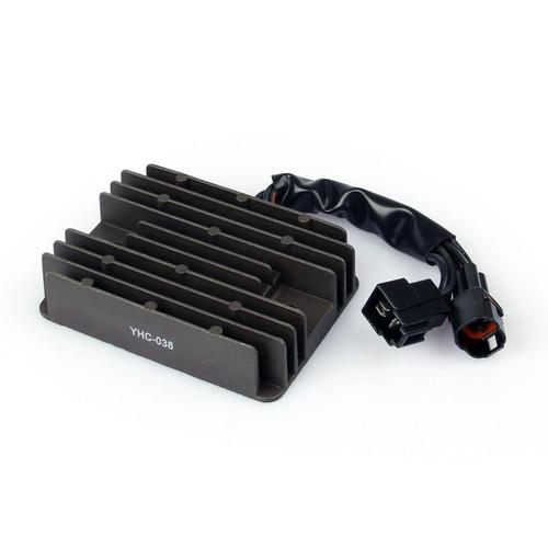 Regulator Voltage Rectifier Suzuki GSF1250 (07-10) DL650 V-Strom (04-12) VL1500 Intruder LC (05-09) VL800 Boulevard (06-11) VZ800 Marauder (05-11)
