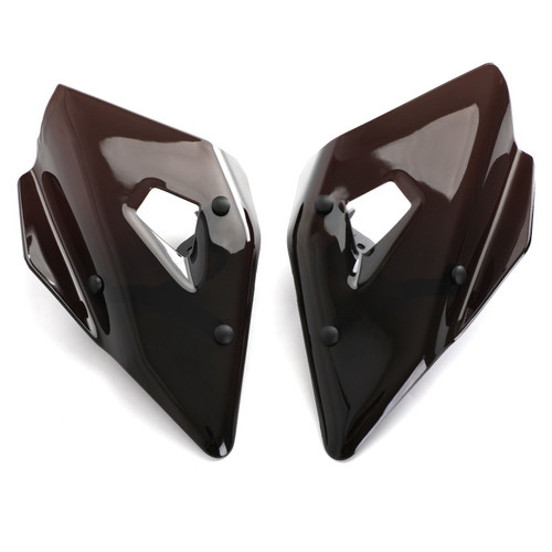 Deflector Side Top Fit For BMW R1200 GS LC 2013-2019 F750GS/F850GS ADV 2018-2019 BLK