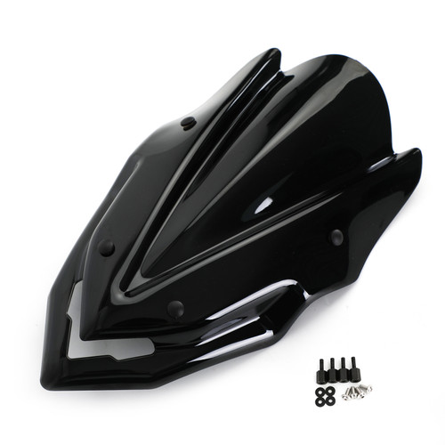 Windshield Fit For Kawasaki Z900 2017-2019 BLK