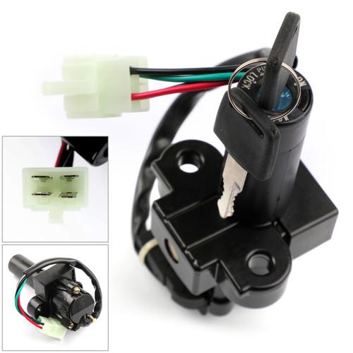 Ignition Switch Lock ; Keys Fit For Honda X4 CB1300 1997-2000 CB750 F2 CB Seven Fifty 1992-2001 CB1300 1998-2002