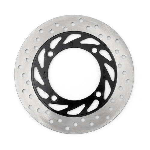 Front Brake Disc Rotor Fit For Honda CB 250 N/T/W/X/Y/1/4 Two Fifty