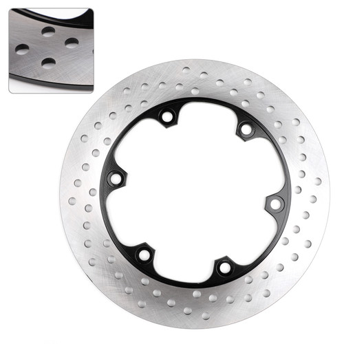 Front Brake Disc Rotor Fit For Honda VFR 400R 750F XBR500 CBR 400 600 750 PC800 VF750S VF100