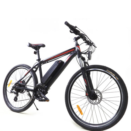 "250W 36V 7.5-8AH Adult Electric Mountain Bike 26"" 24 Speed Bicycle MTB E-bike"