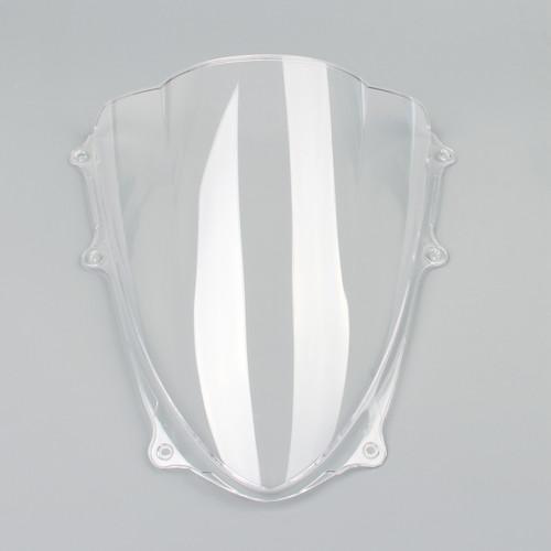 Windshield WindScreen Double Bubble Suzuki GSXR 1000 (2009-2016) K9, Clear