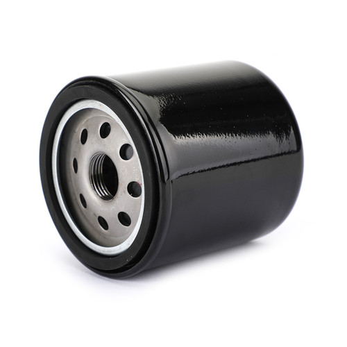 Oil Filter Black: High Performance Oil Filter with 17mm nut