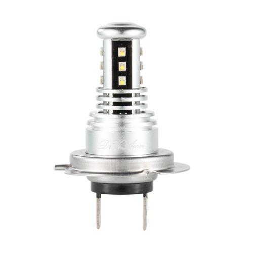 H7 LED Headlight 6000K 2000W 300000LM Low Beam bulbs High Powe