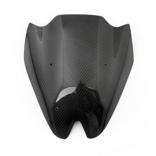 Real Carbon Fiber Windshield Windscreen Kawasaki Ninja Z1000 (2010-2014) Carbon