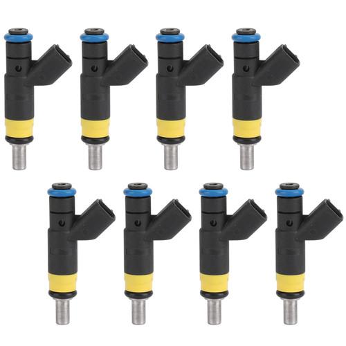 8Pcs Fuel Injectors 05037479AA Fit Chrysler300 RAM 1500 2500 3500