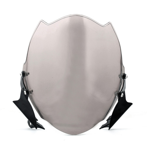 Fly Wind Screen Windshield For Ducati Monster 659/696/795/796 Smoke