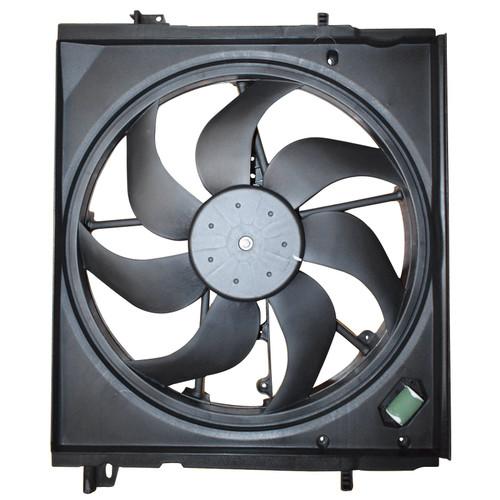 Radiator Cooling Fan Assembly Fit Nissan Rogue Sport 2.0L 2017-2019 214816MA0A