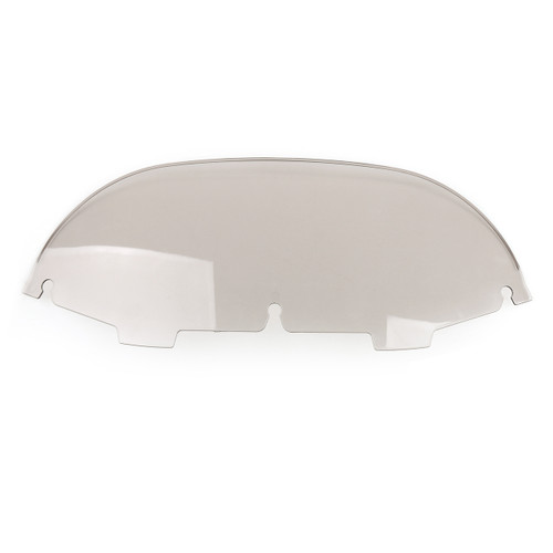 "7"" Tint Windshield Windscreen Harley Davidson Electra Glide, Street Glide, Ultra Classic and Trike models (2004-2013) Smoke"