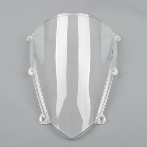 Windscreen Windshield Honda CBR 600 RR (2007-2012), Double Bubble, Clear
