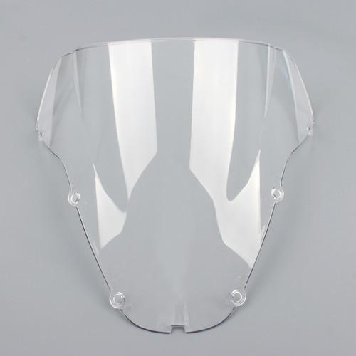 Windscreen Windshield Honda CBR 929 RR (2000-2001), Double Bubble, Clear