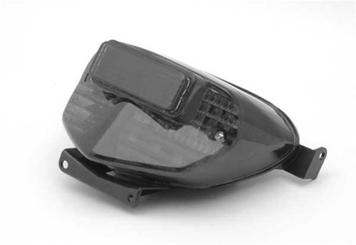 Tail Light with integrated Turn Signals for Suzuki GSXR 600 / 750 (00-03) GSXR 1000 (01-02), Smoke