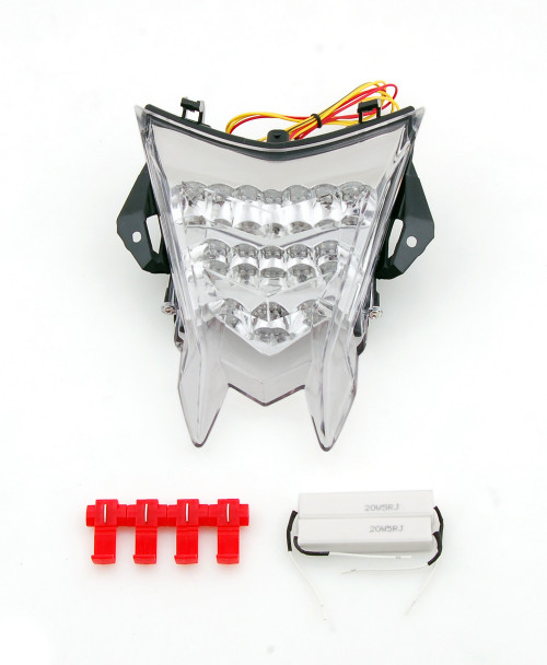 LED Taillight integrated Turn Signals BMW S1000RR (2010-2012) Clear