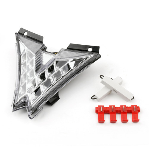 Motorcycles - UPPER Section Parts - Tail Light   Brake Light