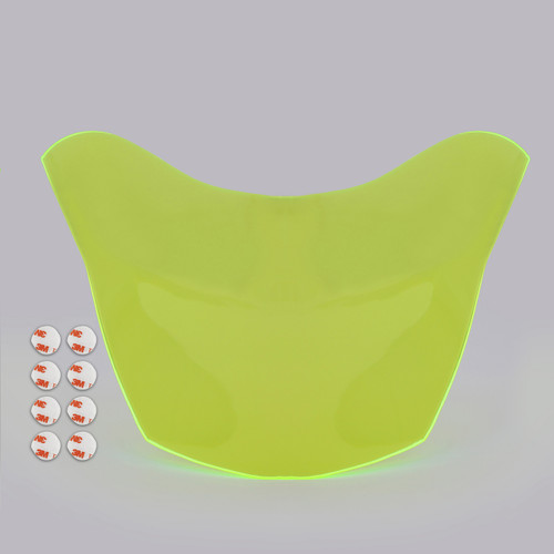 Front Headlight Screen Guard Lens Cover For Kawasaki VERSYS-X300 (2017) Green