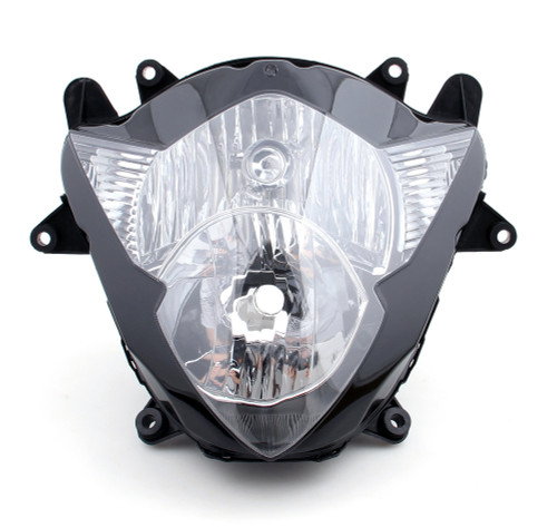 Headlight Headlamp Assembly Suzuki GSXR1000 (05-06) K5, Clear
