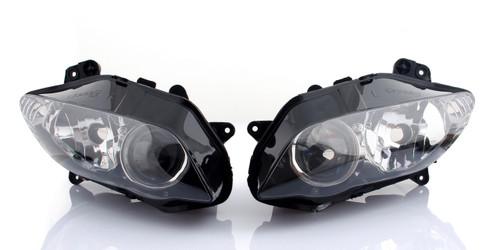 Headlight Yamaha YZF R1 OEM Style Clear Lenses (2004-2006)