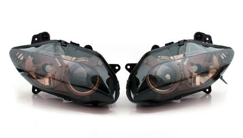 Headlight Yamaha YZF R1 Smoke Lenses (2004-2006) WI