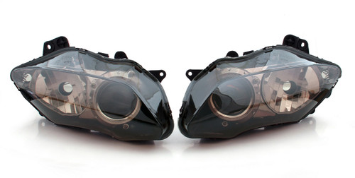 Headlight Yamaha YZF R1 Smoke Lenses (2007-2008)
