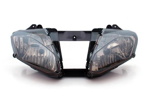 Headlight Yamaha YZF R6 600 Smoke Lenses (2006-2007)