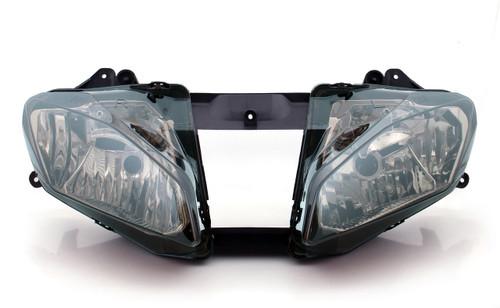 Headlight Yamaha YZF R6 600 Smoke Lenses (2008-2016) 13S-84303-00-00