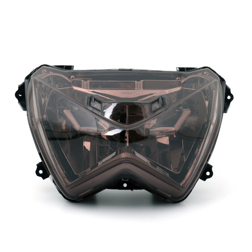 Headlight  Kawasaki Z800 Smoke Lens (2013-2014-2015)