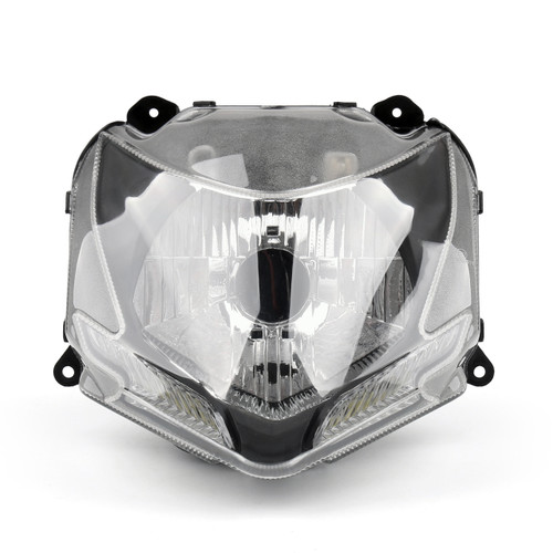 Headlight Head light Ducati 848 streetfighter (2009-2013) Clear