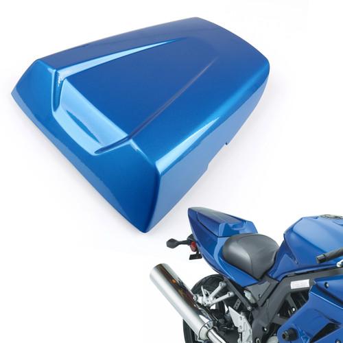 Rear Passenger Seat Cover Cowl SUZUKI SV650 SV1000 2003-2012 Blue