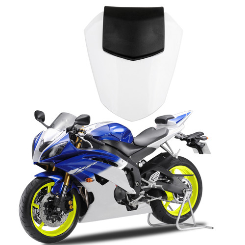 Seat Cowl Rear Cover for Yamaha YZF R6 (2008-2009-2010-2011-2012-2013-2014-2015-2016) White