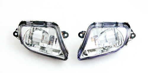 Front Turn Signals For Lens Honda CBR1100XX 1999-2006 Clear