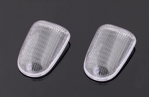 Rear Turn Signals Lens For MV Agusta Strada F4 F1000 Brutale 2001-2009 Clear