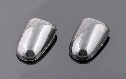 Rear Turn Signals Lens For MV Agusta Strada F4 F1000 Brutale 2001-2009 Smoke