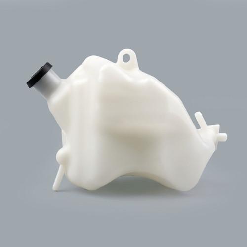 Radiator Coolant Overflow Tank Coolant Reserve Bottle Honda CBR600RR (07-08), White