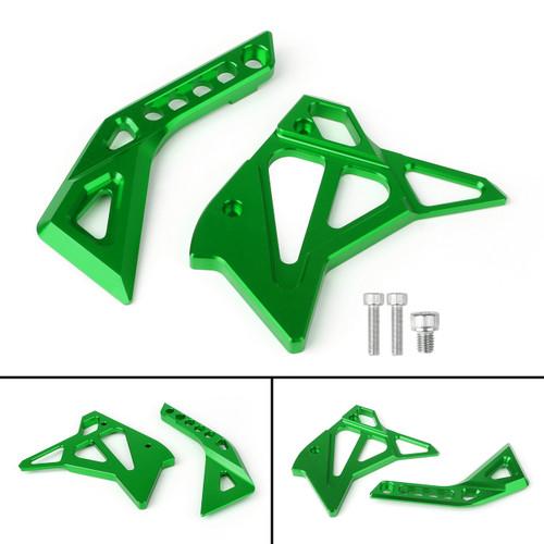 CNC Fuel Injection Injector Cover Guard Fairing For Kawasaki Z1000 (12-17) Green