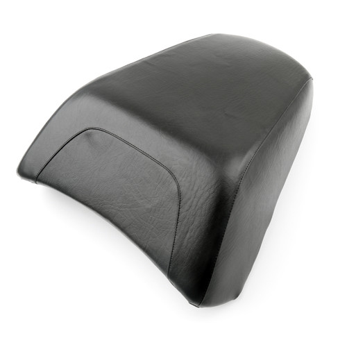 Passenger Rear Seat Leather Pillon Harley-Davidsion FLSTF Fat Boy Black