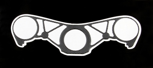 Yamaha Triple Tree Decal Cover for YZF R1 (2009-2011)