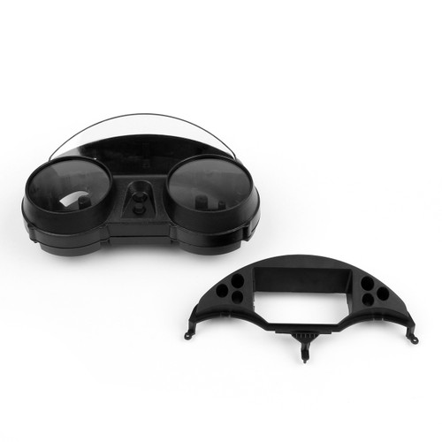 Speedometer Gauge Instrument Housing Cover For Kawasaki ZX14R/ZZR1400 (06-11) Black