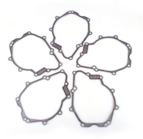 5PCS Stator Gasket for Yamaha R6 YZFR6 1999-2005 Motorcycle Magneto Gaskets