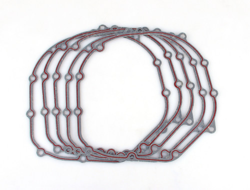 5PCS Clutch Transmission Gaskets for Kawasaki Ninja ZX-14/14R/Concours 14 06-16