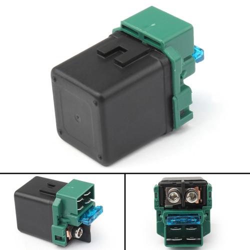 Starter Relay Solenoid For Honda PES125 PS150 (06-09) CRF450X (05-16) CRF250 L (13-15) XL125V  (01-06) CRF250L (13-16) NSS250 REFLEX (01-07)