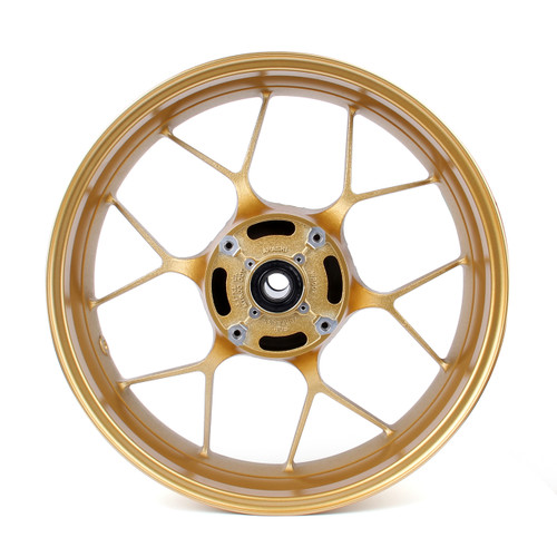 "17"" Rear Wheel Rim For Honda CBR1000RR 2006-2016 CBR-1000RR CBR 1000RR Gold"