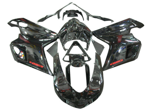 Fairings Ducati 1098 1198 848 Black 1098s Racing (2007-2011)