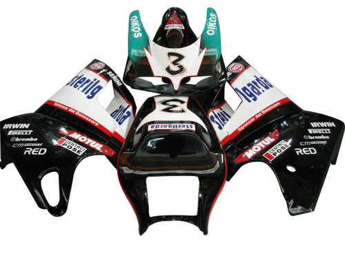 Fairings Ducati 996 Black Sterilgarda Racing (1994-2002)